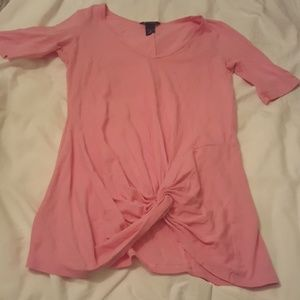 Cotton tunic tshirt